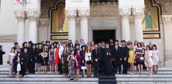 Te Deum pentru absolvenţii Facultăţii de Medicină şi Farmacie din Galaţi