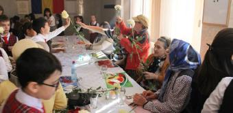 """Persoanele vârstnice au fost sărbătorite la Centrul Multifuncţional de Servicii Sociale """"Speranţe Pentru Vârsta a III-a"""""""