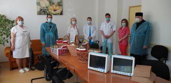Aparatură medicală oferită Spitalului de Obstetrică-Ginecologie din Brăila