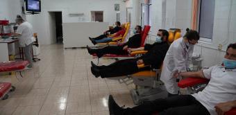 Campania de donare de sânge continuă în Arhiepiscopia Dunării de Jos
