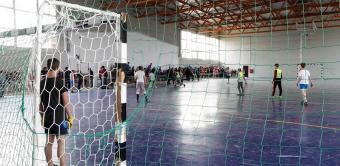 """Ediţia a VI-a a Campionatului şcolar de fotbal """"Tinereţe şi credinţă"""" în Protopopiatul Nicoreşti"""