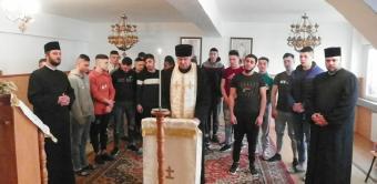 Programe misionare la Penitenciarele din Eparhia Dunării de Jos