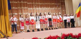 Concert de colinde la Tecuci