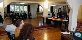 Consfătuirea anuală a profesorilor de religie din judeţul Galaţi