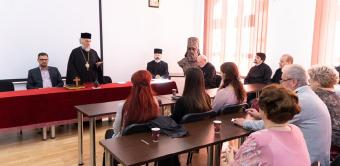 Deschiderea solemnă a cursurilor la Facultatea de Istorie, Filozofie şi Teologie din Galaţi