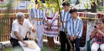 Evocarea satului românesc în Câmpia Brăilei