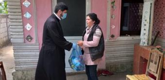 Activităţi filantropice la sărbătoarea Sfinților Împărați Constantin și Elena cinstiți în parohiile din cadrul Protoieriei Nicorești