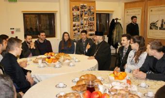 Ziua Mondială a Tineretului Ortodox la Galaţi