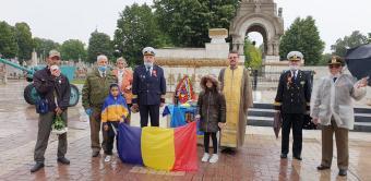 Praznicul Înălţării Domnului şi Ziua Eroilor în Arhiepiscopia Dunării de Jos