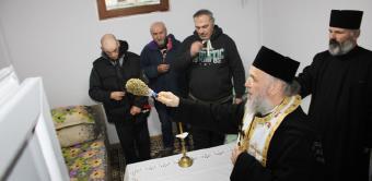 O peșteră a Betleemului s-a deschis la Galați