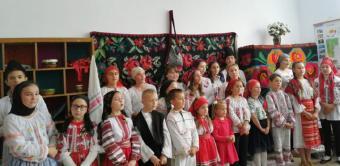 Zi de sărbătoare în localitatea Lungești din județul Galați
