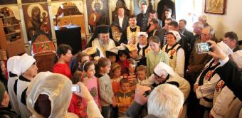Program duhovnicesc liturgic, misionar şi filantropic în parohii sărace la Dunărea de Jos
