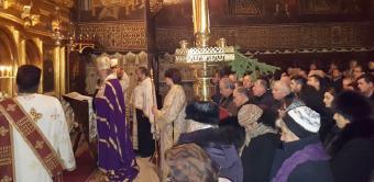 Rugăciune la cumpăna dintre ani la Galaţi