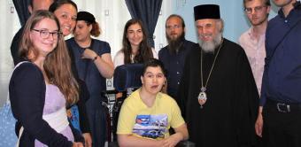 Slujire arhierească, rugăciune și solidaritatea creștină la Dunărea de Jos