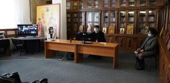 Şedinţă de lucru pentru organizarea sărbătorilor Sf. Andrei şi Sf. Nicolae în Eparhia Dunării de Jos