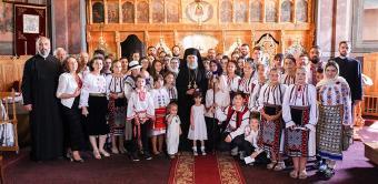 Ediția a XXIII-a a taberei de vară din localitatea Viziru, județul Brăila