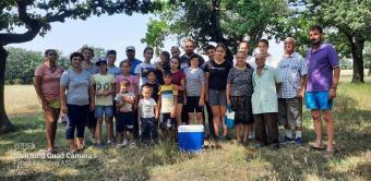 Tabără pentru copiii din localitatea Suceveni
