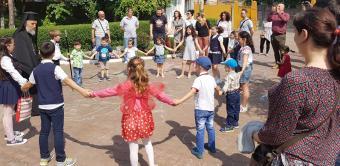 Manifestări cultural-artistice de Ziua Internaţională a Copilului la Galaţi